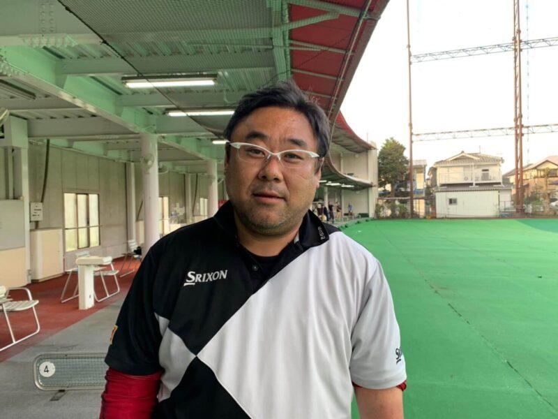 一般社団法人日本ゴルフツアー機構ツアープレーヤー倉持嘉行