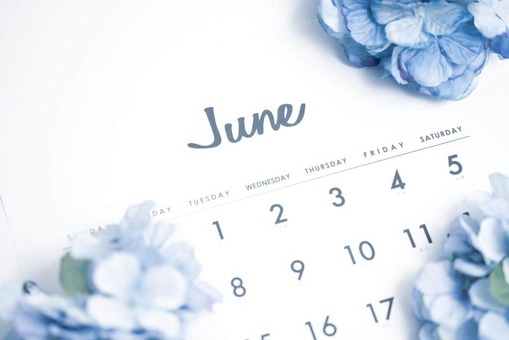 2021年6月営業時間【変更あり】
